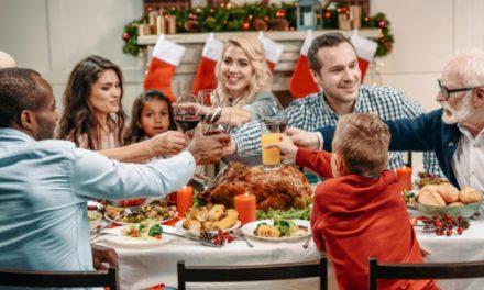 La cena de Navidad perfecta para pacientes con artritis
