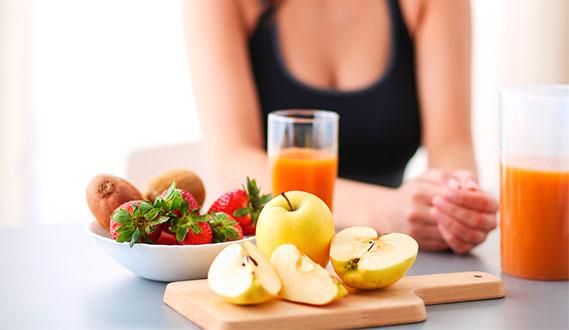 Mejora tu salud con la ingesta de frutas
