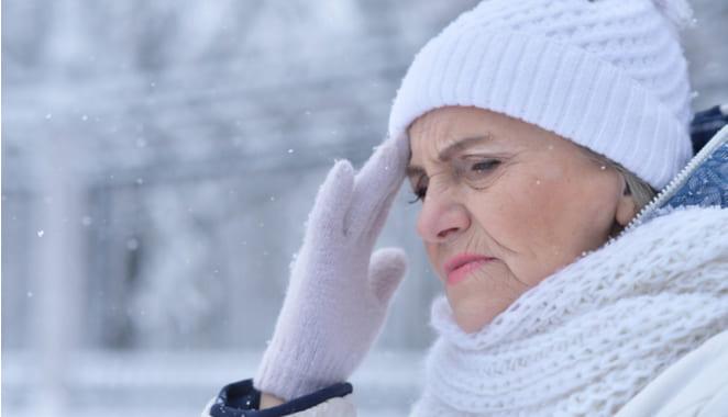Aprende a protegerte del frío para combatir los síntomas de Raynaud