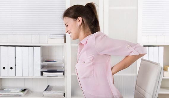 ¿Dolor de espalda: estrés, mala postura o enfermedad?