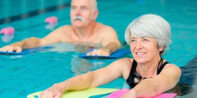Hidroterapia para el paciente con artritis