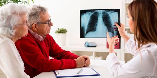 Enfermedad pulmonar reumatoidea