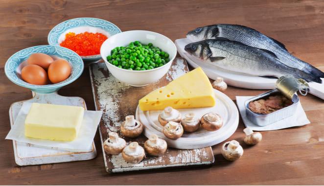 Vitamina D, un elemento importante para el cuerpo
