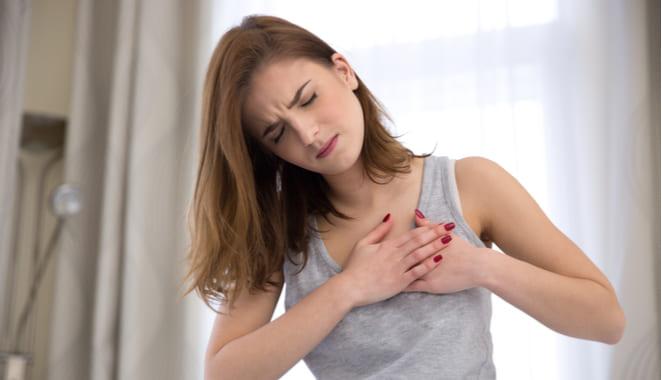 Costocondritis, la causa del dolor de pecho enpacientes con fibromialgia