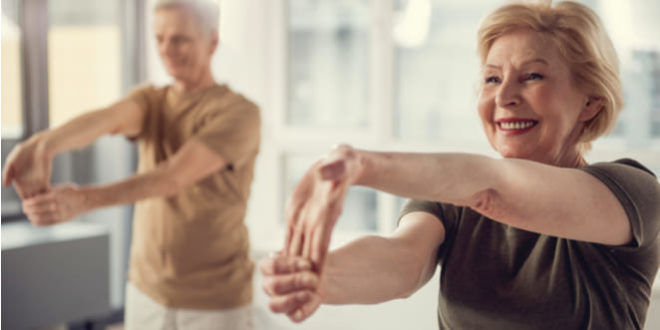 ¿Tienes artritis? 6 ejercicios para tus manos