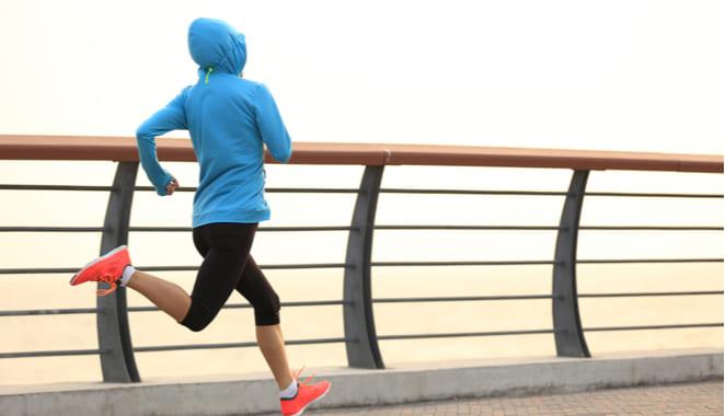 ¿Haces running por la ciudad? Cuidado con tus rodillas