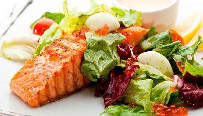 Dieta para combatir la inflamación