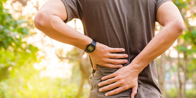 La lumbalgia podría ocultar otras enfermedades