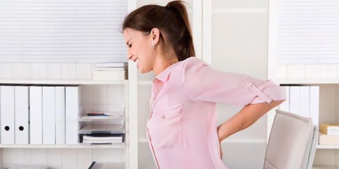 Conoce los detalles del dolor de espalda inflamatorio
