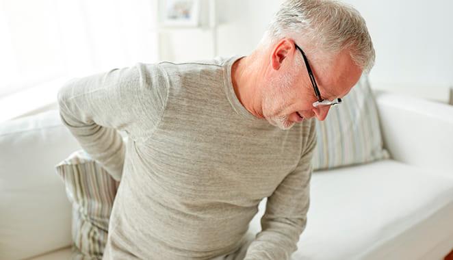 El dolor lumbar en las hernias de disco