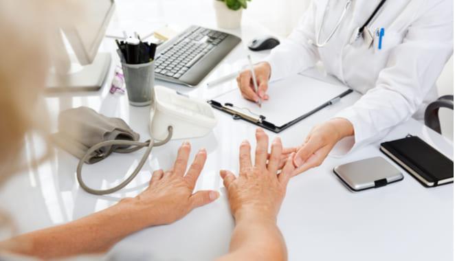 Principales síntomas de la artritis reumatoide