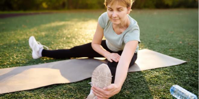 Actividades para pacientes con osteoporosis