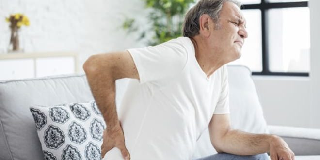 Cómo prevenir y tratar la lumbalgia