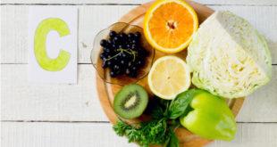 Importancia de vitamina C en el cuerpo