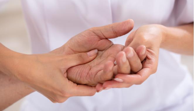 ¿Qué es el síndrome del dedo azul?