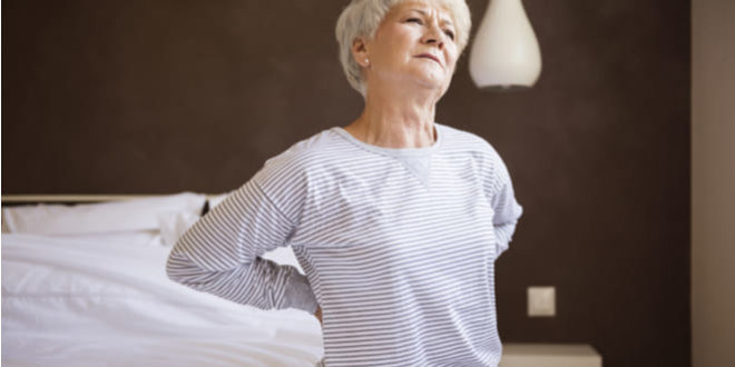 Aprende a vivir con estenosis espinal