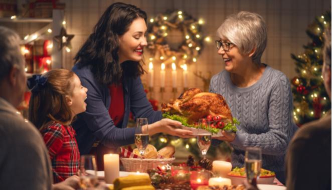 Cena fin de año para proteger tus articulaciones
