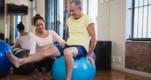 5 ejercicios que puedes realizar en casa para la artrosis de rodilla