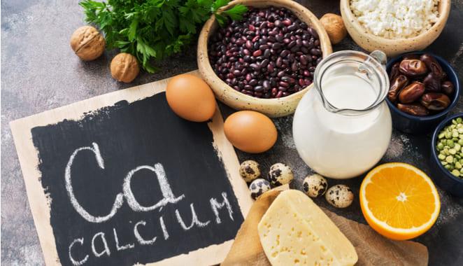 Alimentos ricos en calcio para personas con osteoporosis