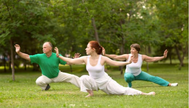 El Tai Chi, una alternativa para tratar la fibromialgia