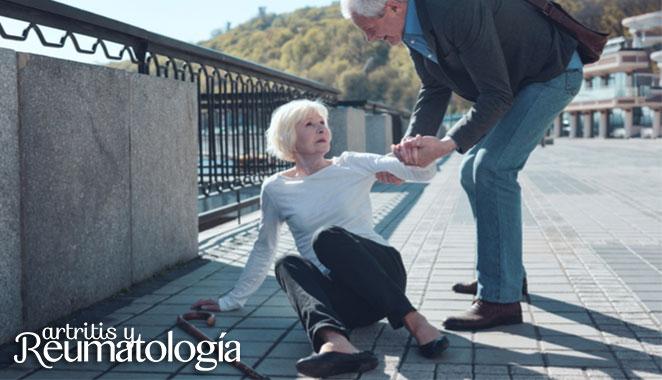 Caídas en personas mayores: cómo prevenirlas