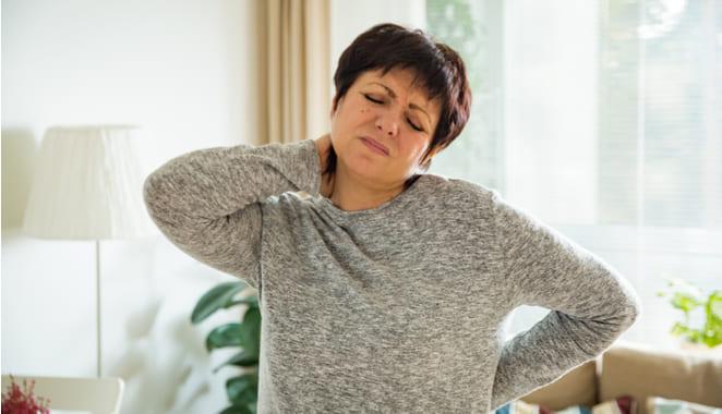 Tensión muscular reduce estabilidad de las personas