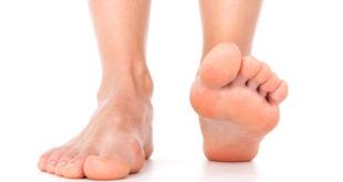 Pies doloridos: Síntomas de artritis en los dedos de los pies