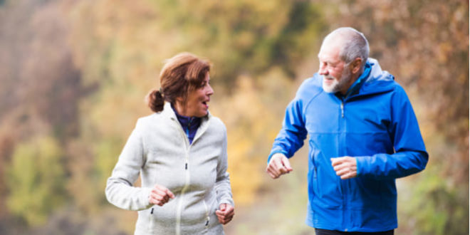 Estilo de vida activo ayudaría a recuperar nervios luego de lesiones
