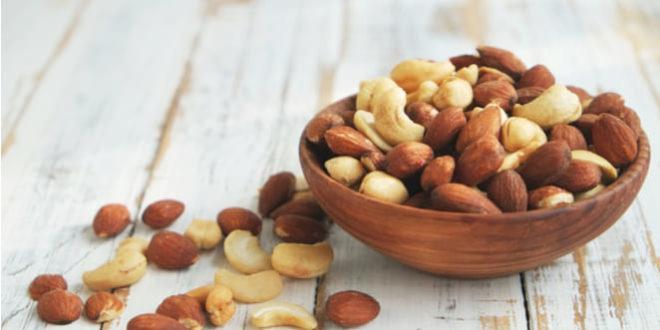 Frutos secos para mejorar la memoria