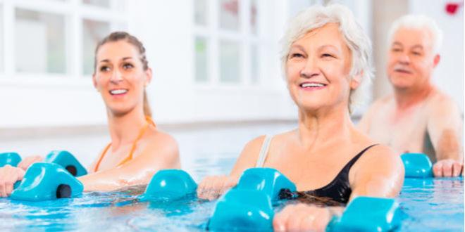 Hidroterapia para tratar la fibromialgia