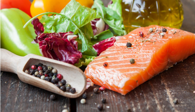 Dieta mediterránea: clave para combatir las enfermedades reumáticas