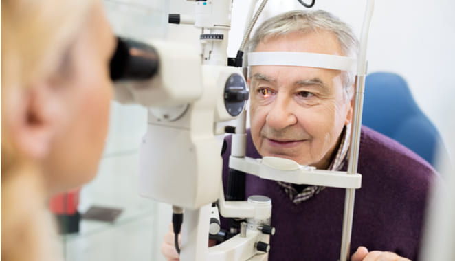 Enfermedades de los ojos asociadas a la artritis reumatoide