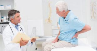 El dolor lumbar en adultos mayores aumenta el riesgo de sufrir depresión