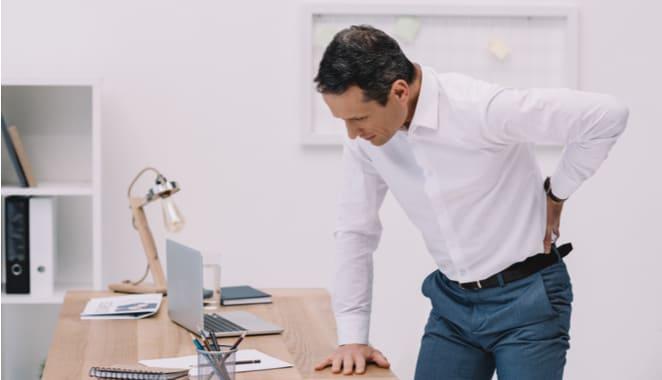 Bursitis trocantérea una de las posibles causas del dolor de cadera