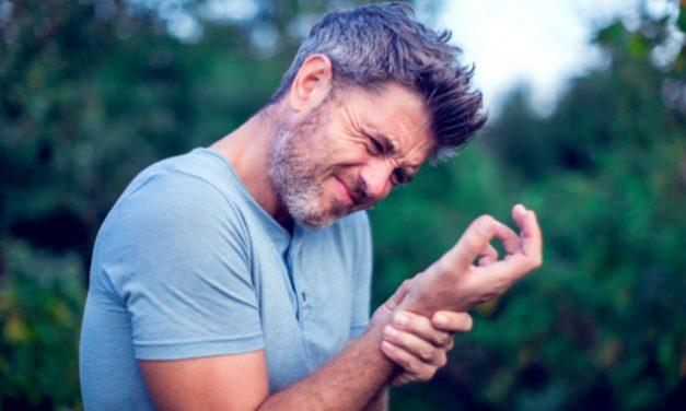 Tenosinovitis y su afectación en las manos