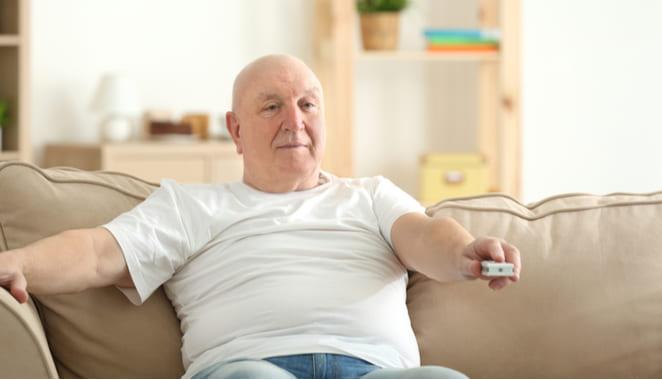 El sedentarismo podría incidir en el desarrollo de la osteoporosis