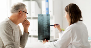 Cifoplastía: una alternativa para tratar fracturas en la columna vertebral