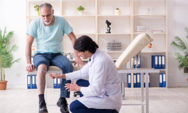 Pequeños micrófonos podrían diagnosticar artrosis de rodilla
