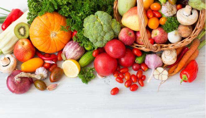 Verduras para la artritis