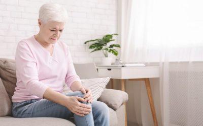 Un leve dolor articular puede ser signo de gota