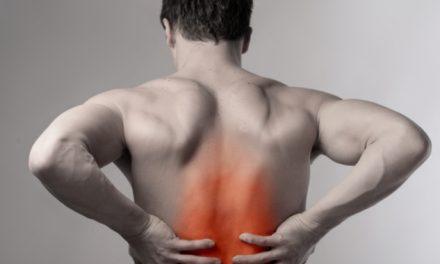 La espondiloartritis afección en espalda, brazos y piernas
