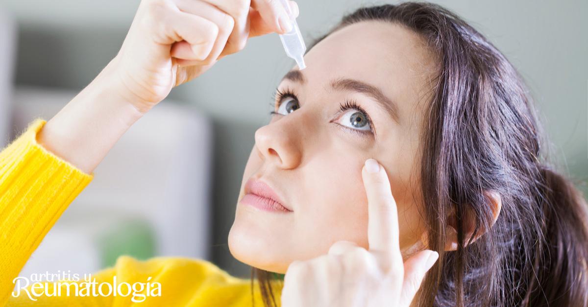 El síndrome de Sjögren: resequedad en ojos y boca