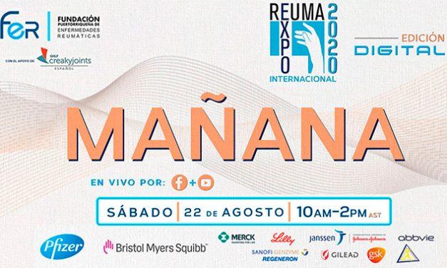 ReumaExpo 2020: primer encuentro internacional virtual