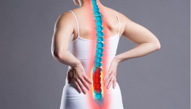 Discopatía degenerativa, un doloroso padecimiento de la columna vertebral