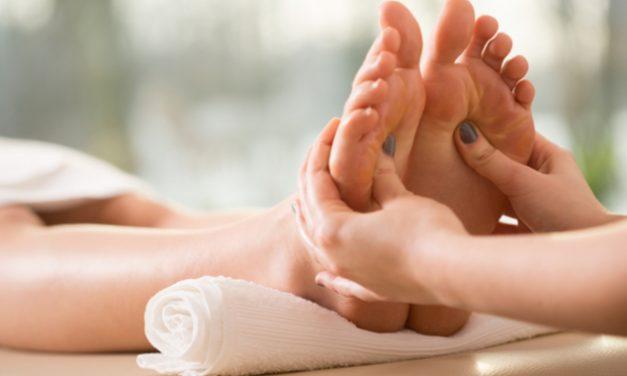 La reflexología y el masaje pueden ayudar con la artritis