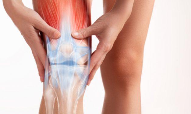 Descomposición muscular por causa de rabdomiólisis