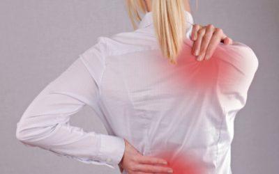 Síndrome de dolor miofascial y dolores en espalda, cuello y hombros