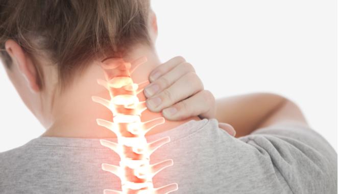 Dolor en cuello puede ser artrosis