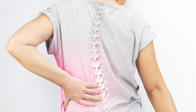 EL 70 %  de las personas no sabe que la osteoporosis puede ser genética