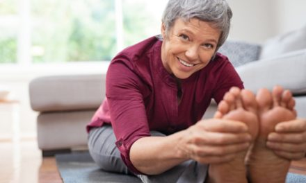 Ganar flexibilidad para cuidar las articulaciones